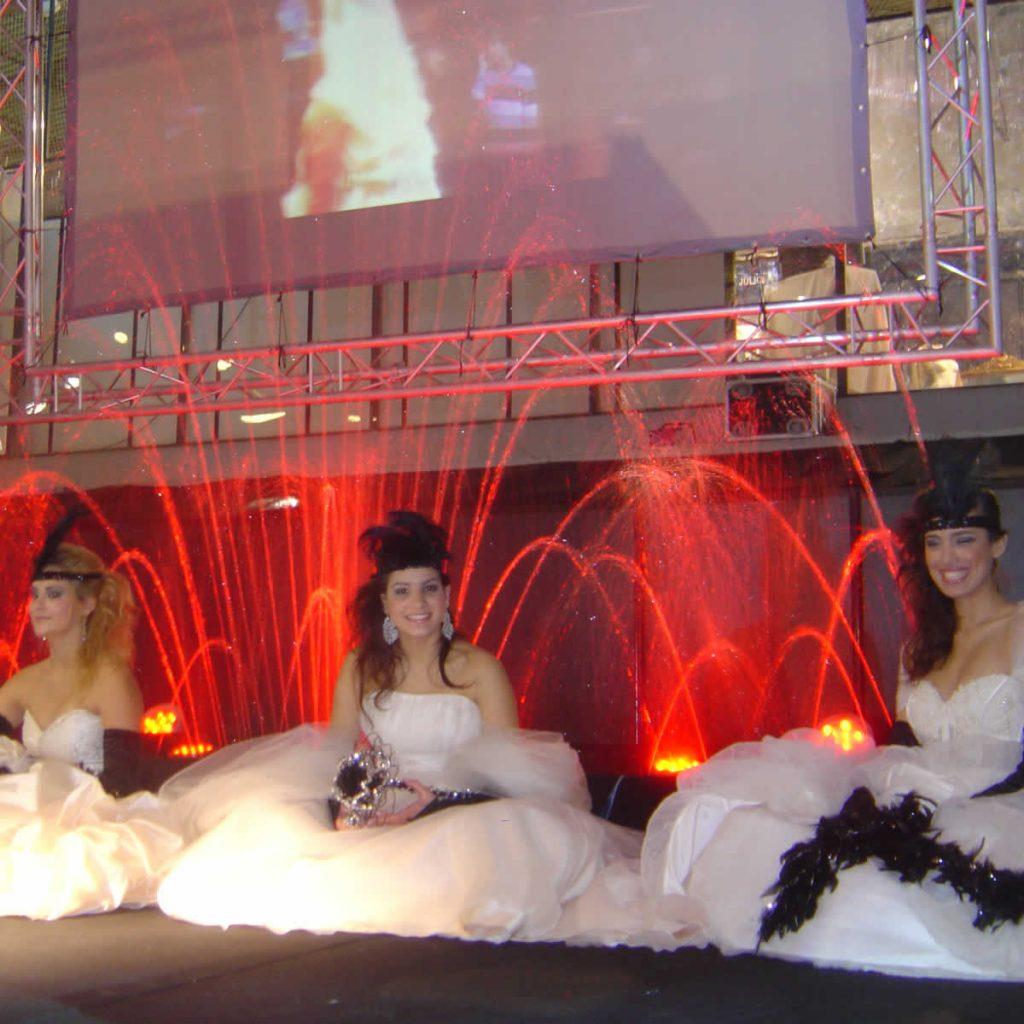 Águas Dançantes | Eventos